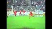 Cska - Juventus 1994mihtarski 3rd goal