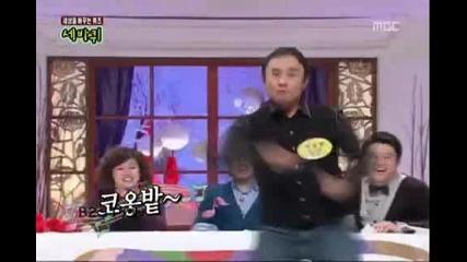 [hq] 100109 Hyunseung dance Cut