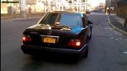 Mercedes Benz 500e W124 Chochone