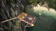 Най-добрите скачачи във вода се съзтезават в Thailand
