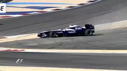 Formula 1 Bahrain Grand Prix 2010
