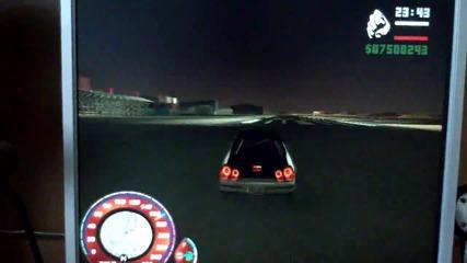 Gta San Andreas Nissan Skyline 0-340 km/h