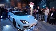 Top Gear / Топ Гиър - Сезон14 Епизод5 - с Бг субтитри - [част1/3]