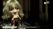 Taeyeon - I @ 160120 Qtv 30th Golden Disk Awards
