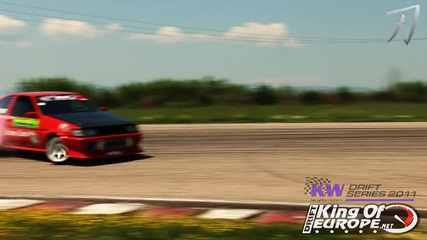 King of Europe Drift Series Round 2 2011 Serres, Greece