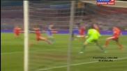 Босна и Херцеговина 1 - 1 Белгия ( квалификация за Европейско първенство 2016 ) ( 13.10.2014 )