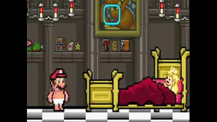 [18+]super Mario i Princesata (smqh :d)