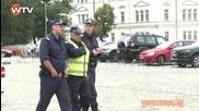 "Сидеров погна турски журналисти пред ""св. Ал. Невски"