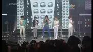 Shinee - Juliette [kbs Music Bank 090626]