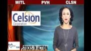 (mitl, Pvh, Clsn) Crwenewswire Stocks In Action