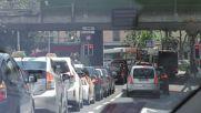 Switzerland: Anti-Uber protest brings Geneva to a standstill