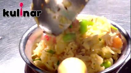 Рецепта за Масала Пулао / Индийска Кухня
