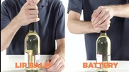 15 начина да отворите бутилка вино