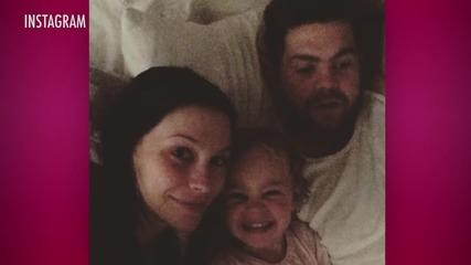 Jack Osbourne's Pregnant Wife Lisa Osbourne Involved in Car Crash