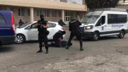 """демонстрации в ОУ""""П.Яворов"""" в Бургас, част 1"""