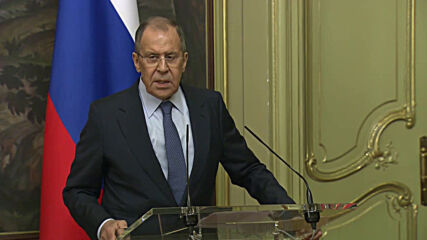Russia: Moscow to expel 10 US diplomats - Lavrov