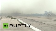 Syria: Russian Sukhoi jets continue striking militant positions in Syria