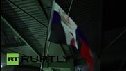 Словакия: Анти-НАТО простест стигна до чехословашката граница, направени са арести