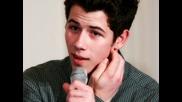 Nick Jonas - Vaspers Goodbye /текст+превод/