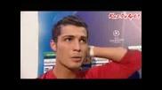 Cristiano Ronaldo Interview 1 - 27.11.07