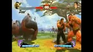 Super Streetfighter 4 Demo - Ryu