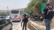 East Jerusalem: Police set up perimeter around al-Aqsa mosque after clashes