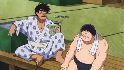 Abarenbou Kishi Matsutarou Episode 7