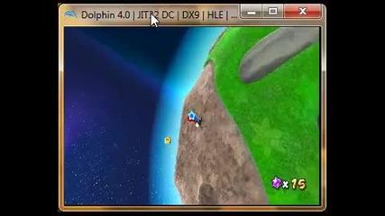 Super Mario Galaxy #1:не гледайте на цял екран!