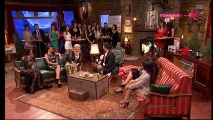 Vesna Zmijanac - Intervju & Jorgovani (Live) - Ami G Show 30.12.2014