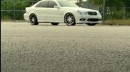 Красавец ! Mercedes Benz E55 Amg + 20 цолови Vossen ( hd )