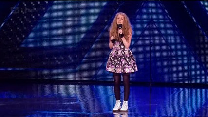 Janet Devlin - I Don't Want to Miss a Thing X Factor Uk 2011