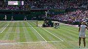 Wta 2018 Wimbledon Championships - Semifinal - Jeena Ostapenko vs Angelique Kerber