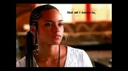 Alicia Keys - No One With Lyrics