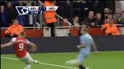 Арсенал 1:1 Манчестър Сити 29.03.2014