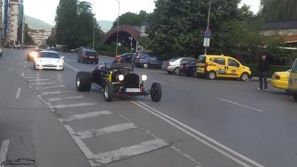 American cars in Bulgaria