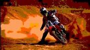 Justin Barcia 450 Supercross - Teст .