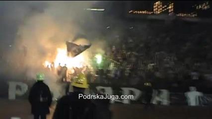 Finale kupa 2011 grobari