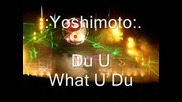Yoshimoto - Du U What U Du (trentemoller)