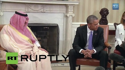 "USA: Obama touts ""extraordinary"" US-Saudi relations, despite Saudi King snub"