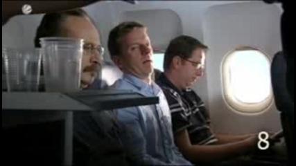 10 неща,  които не трябва да правите в самолета
