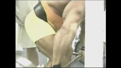 Monster Bodybuilding