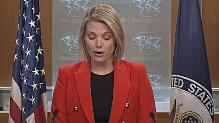 USA: Trump administration sanctions 17 Saudis over Khashoggi killing