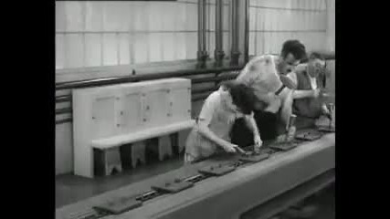Чарли Чаплин - Модерни времена