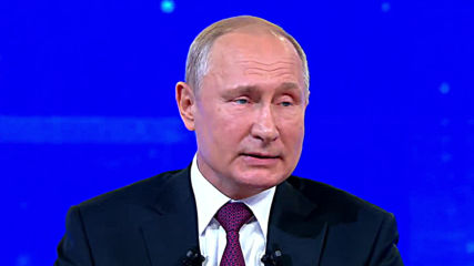 Russia: 'We do not trade our allies, interests and principles' – Putin on Syrian crisis