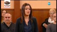 Съдебен спор - Епизод 333 - Биеше ме пред детето (15.11.2015)