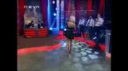 Андреа в шоуто на Иван и Андрей - С теб да бъдем пак Vbox7