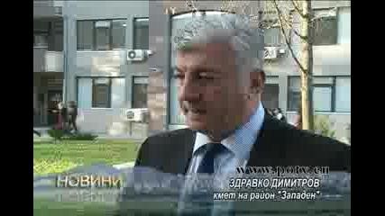Здравко Димитров строи, ще продължава