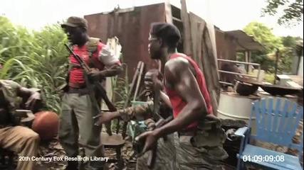 Маймунa изплаши Наемни Войници