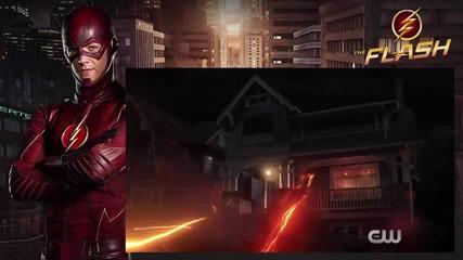 Светкавицата Сезон 1 Епизод 23 Последен / The Flash 1x23 - Season Finale