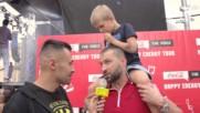 Alex P - лошото момче на Люлин показва сина си!